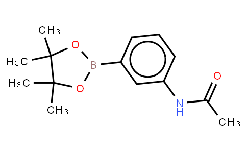 BP23001   480424-93-9   3-Acetamidophenylboronic acid, pinacol estet