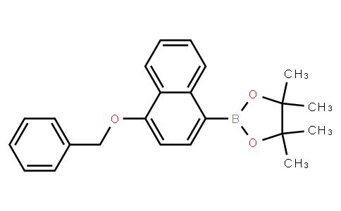 BP23005   2096997-27-0   2-[4-(Benzyloxy)-1-naphthyl]-4,4,5,5-tetramethyl-1,3,2-dioxaborolane