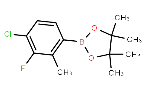 BP23008 | 1680200-54-7 | 4-Chloro-3-fluoro-2-methylphenylboronic acid pinacol ester
