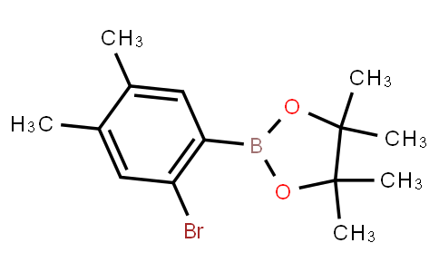 BP23010   2-Bromo-4,5-dimethylphenylboronic acid pinacol ester