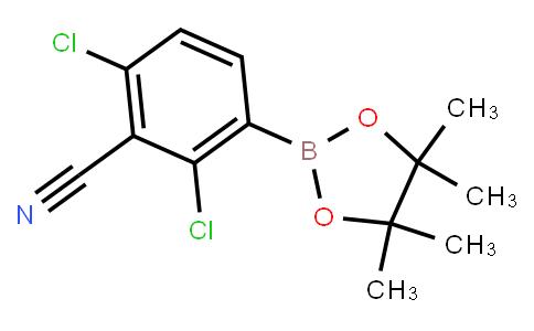BP23016 | 3-Cyano-2,4-dichlorobenzeneboronic acid pinacol ester