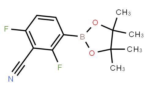 BP23017 | 2216724-47-7 | 2,4-Difluoro-3-cyanophenylboronic acid pinacol ester