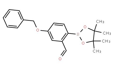 BP23021 | 4-Benzyloxy-2-formylphenylboronic acid pinacol ester