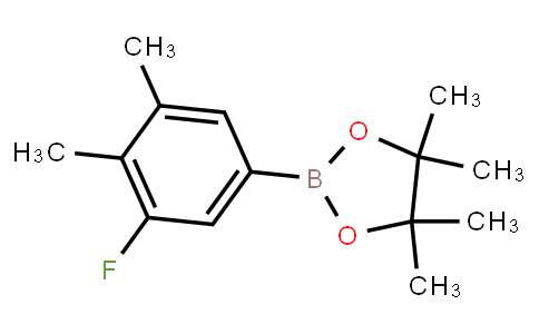 BP23022   4,5-Dimethyl-3-fluorophenylboronic acid pinacol ester