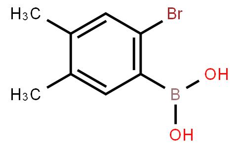 BP23026   2138894-45-6   2-Bromo-4,5-dimethylphenylboronic acid