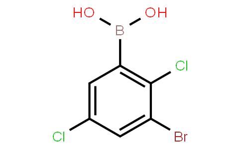 BP23029 | 2121513-17-3 | 3-Bromo-2,5-dichlorophenylboronic acid