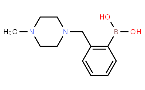 BP23037 | 1312921-22-4 | 2-((4-Methylpiperazin-1-yl)methyl)phenylboronic acid