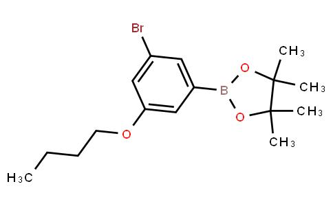 BP23038 | 1218790-35-2 | 3-Bromo-5-butoxyphenylboronic acid, pinacol ester