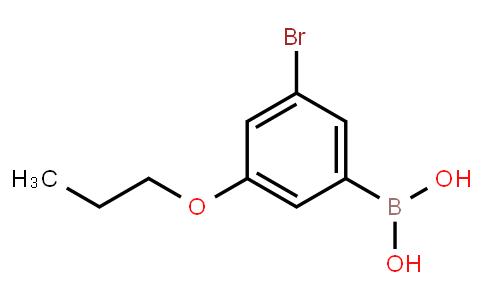 BP23040 | 871126-27-1 | 3-Bromo-5-propoxyphenylboronic acid