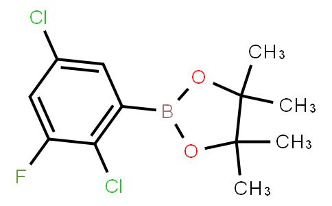 BP23045   2121515-31-7   2,5-Dichloro-3-fluorophenylboronic acid pinacol ester