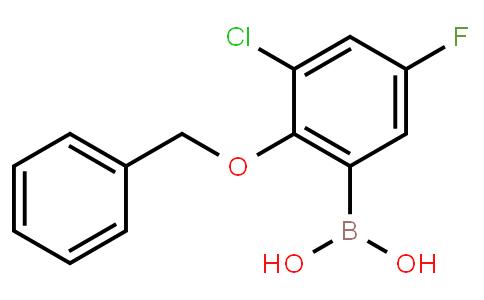 BP23050   2121513-11-7   2-Benzyloxy-3-chloro-5-fluorophenylboronic acid