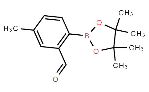 BP23055 | 1418129-42-6 | 2-Formyl-4-methylphenylboronic acid pinacol ester