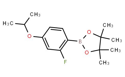 BP23064 | 2121515-28-2 | 2-Fluoro-4-isopropoxyphenylboronic acid pinacol ester
