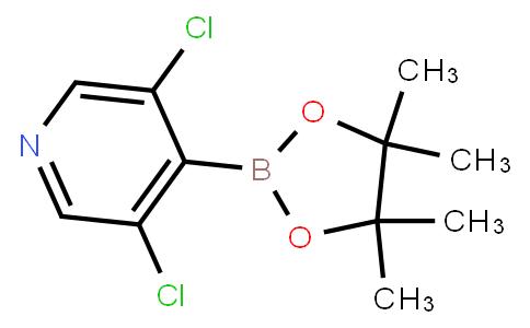 BP23068 | 1257641-28-3 | 3,5-Dichloropyridine-4-boronic acid pinacol ester