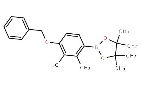 BP23071 | 2121514-48-3 | (4-(Benzyloxy)-2,3-dimethylphenyl)boronic acid pinacol ester