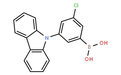 BP23075   2121514-63-2   3-(9H-Carbazol-9-yl)-5-chlorophenylboronic acid