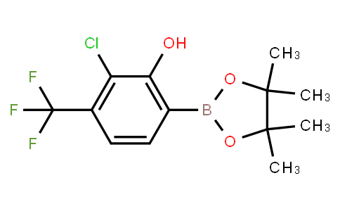 BP23078 | 2121514-17-6 | 3-Chloro-2-hydroxy-4-(trifluoromethyl)phenylboronic acid pinacol ester