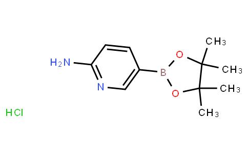 BP23080 | 2121514-56-3 | 2-Aminopyridine-5-boronic acid pinacol ester hydrochloride