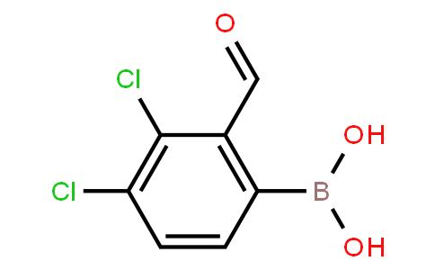 BP23082   2121512-56-7   3,4-Dichloro-2-formylphenylboronic acid