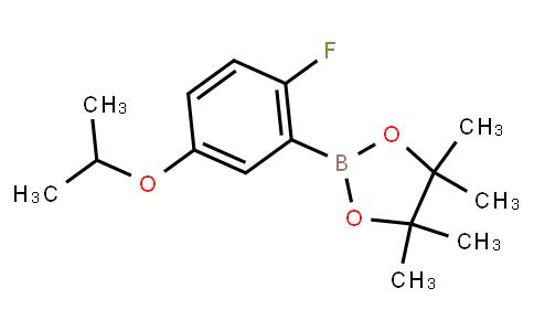 BP23085   2121514-44-9   2-Fluoro-5-isopropoxyphenylboronic acid pinacol ester