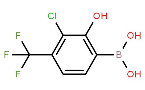 BP23086   2121512-08-9   3-Chloro-2-hydroxy-4-(trifluoromethyl)phenylboronic acid