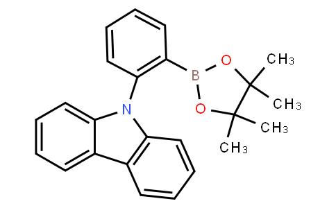 BP23089 | 1357634-60-6 | 9-[2-(4,4,5,5-tetramethyl-1,3,2-dioxaborolan-2-yl)phenyl]-9H-carbazole