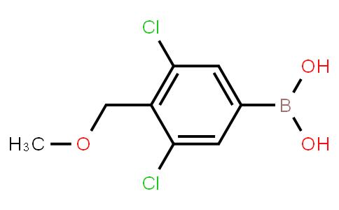 BP23098 | 2121514-11-0 | 3,5-Dichloro-4-(methoxymethyl)phenylboronic acid