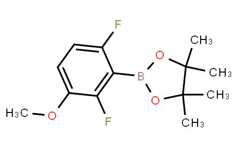BP23128 | 2121514-34-7 | 2,6-Difluoro-3-methoxyphenylboronic acid pinacol ester