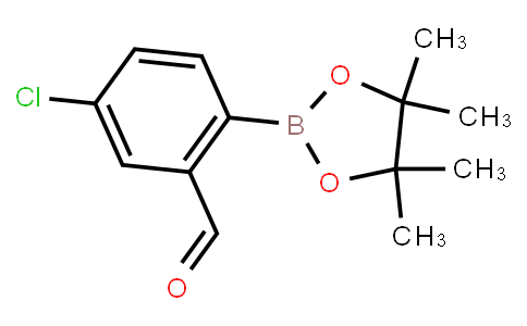 BP23129   1132669-91-0   4-Chloro-2-formylphenylboronic acid pinacol ester