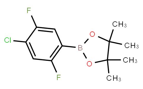 BP23131 | 1126320-24-8 | 4-Chloro-2,5-difluorophenylboronic acid pinacol ester