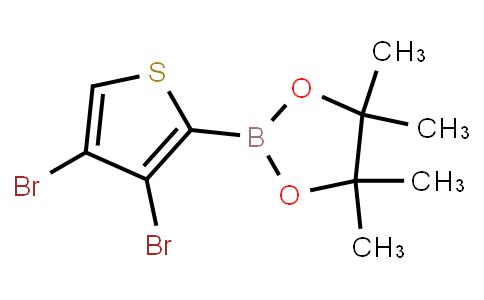 BP23138   2121513-10-6   3,4-Dibromothiophene-2-boronic acid pinacol ester