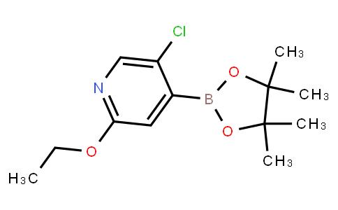 BP23141 | 2121513-05-9 | 5-Chloro-2-ethoxypyridine-4-boronic acid pinacol ester