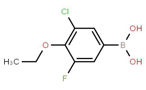 BP23147 | 2096334-30-2 | 3-Chloro-4-ethoxy-5-fluorophenylboronic acid