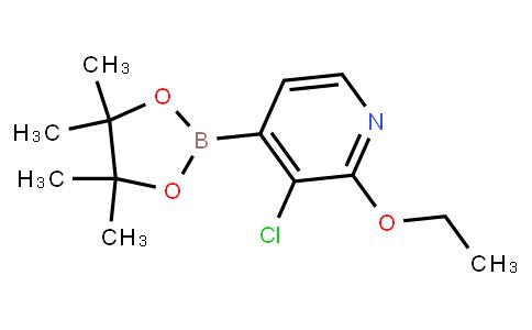 BP23151 | 2121513-95-7 | 3-Chloro2-ethoxypyridine-4-boronic acid pinacol ester