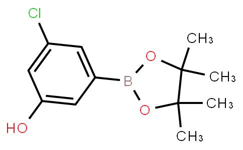 BP23164   960388-56-1   3-Chloro-5-hydroxyphenylboronic acid pinacol ester