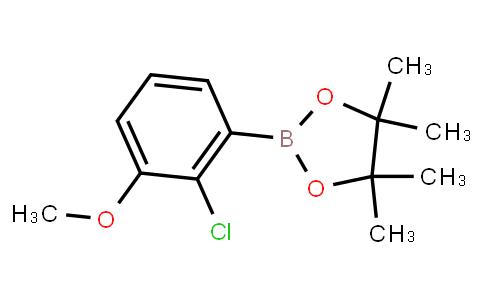 BP23171 | 1151564-03-2 | 2-Chloro-3-methoxyphenylboronic acid pinacol ester