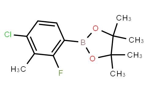 BP23172 | 1454914-16-9 | 4-Chloro-2-fluoro-3-methylphenylboronic acid pinacol ester