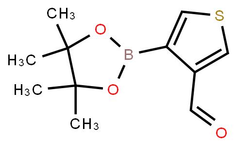 BP23183 | 2121511-75-7 | 3-Formylthiophene-4-boronic acid pincol ester