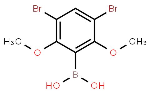 BP23184   2121512-46-5   3,5-Dibromo-2,6-dimethoxyphenylboronic acid