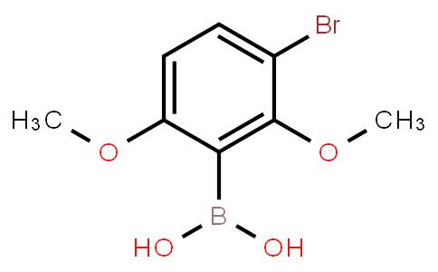 BP23185 | 2121515-00-0 | 3-Bromo-2,6-dimethoxyphenylboronic acid