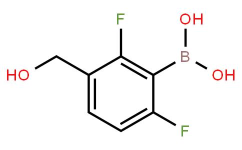 BP23191 | 2121512-29-4 | 2,6-Difluoro-3-hydroxymethylphenylboronic acid