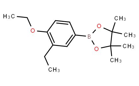 BP23224   2121514-94-9   4-Ethoxy-3-ethylphenylboronic acid pinacol ester
