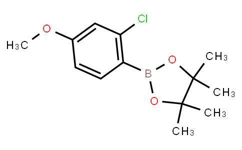BP23232 | 1416722-82-1 | 2-Chloro-4-methoxyphenylboronic acid pinacol ester