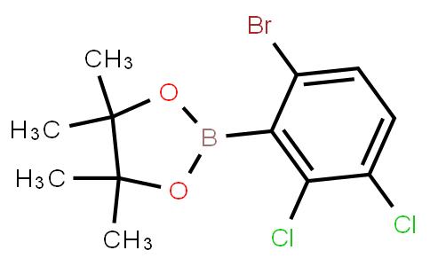 BP23238 | 2121512-54-5 | 6-Bromo-2,3-dichlorophenylboronic acid pinacol ester