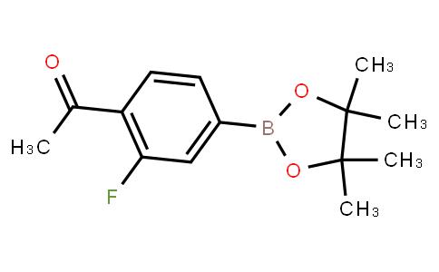 BP23247 | 1351499-39-2 | 4-Acetyl-3-fluorophenylboronic acid pinacol ester