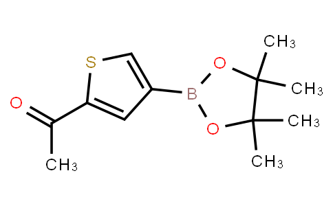 BP23251 | 1219628-58-6 | 5-Acetylthiophene-3-boronic acid pinacol ester