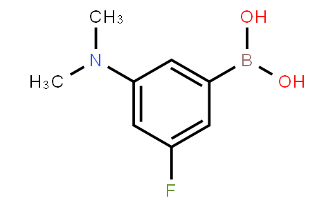 BP23253 | 2121511-70-2 | 3-(N,N-Dimethylamino)-5-fluorophenylboronic acid