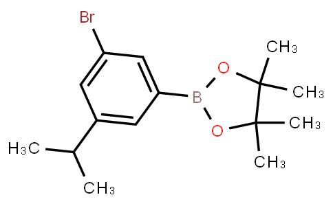 BP23259 | 1392146-18-7 | 3-Bromo-5-isopropylphenylboronic acid pinacol ester