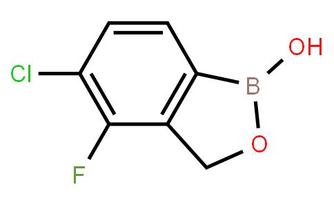 BP23262 | 1246632-87-0 | 5-Chloro-4-fluoro-1,3-dihydro-2,1-benzoxaborol-1-ol