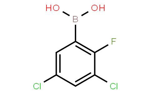 BP23274 | 2048237-95-0 | 3,5-Dichloro-2-fluorophenylboronic acid